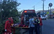 FUERTE ACCIDENTE EN SANTIAGO, REPORTAN VARIAS PERSONAS LESIONADAS ENTRE ELLOS UN MUJER EMBARAZADA.