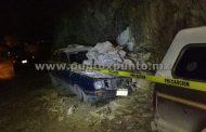 REVISA PROTECCIÓN CIVIL DE MONTEMORELOS AREA DE DESLAVE EN LA COLONIA MTZ DOMÍNGUEZ.