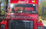 INVESTIGAN AUTORIDADES ROBO A LA COCA COLA POR. CONTRADICCIONES EN DECLARACIONES.