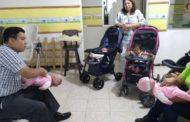 Imparten curso de actualización de primeros auxilios en Guardería DIF