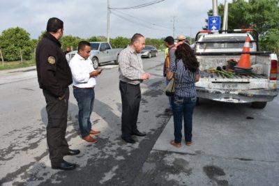 Modificarán bordo de la Avenida Dr. Carlos Canseco