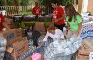 Sale el primer camión del DIF Montemorelos con apoyos para damnificados