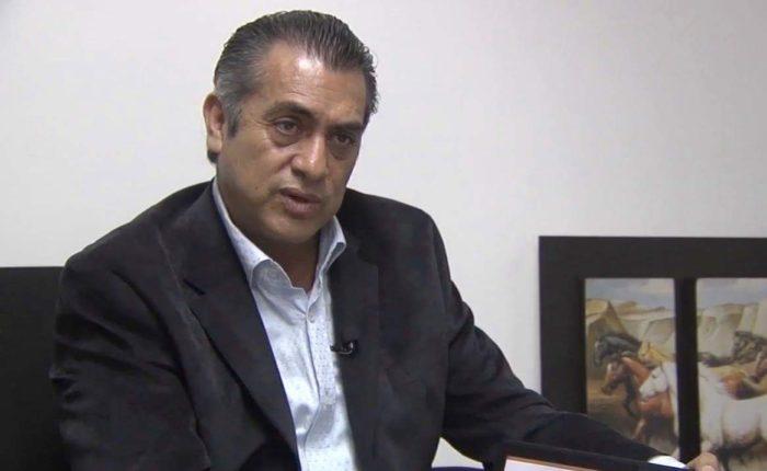 ANUNCIA EL GOBERNADOR QUE SI VA POR LA PRESIDENCIA DE MEXICO, SE VA EN DICIEMBRE