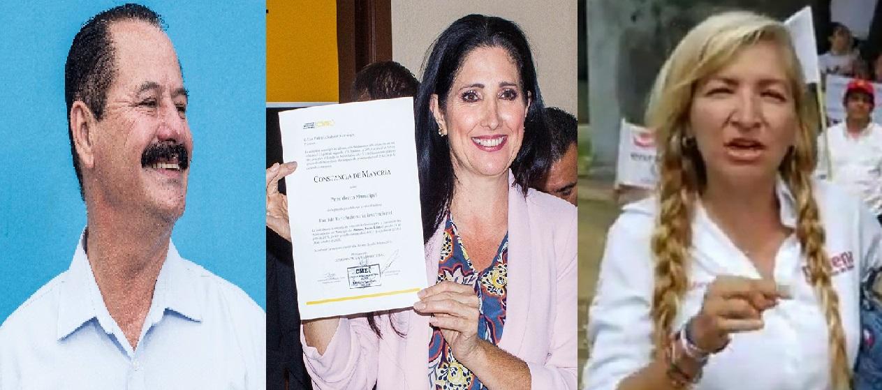 IMPUGNAN CON LA CEE, ELECCIÓN EN ALLENDE, SILVERIO FLORES Y MONICA MARROQUÍN.