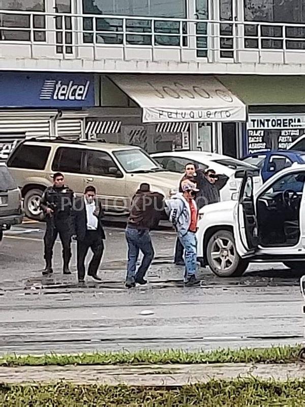 SIETE DETENIDOS Y DOS CAMIONETAS ASEGURADAS EN DECOMISO DE DROGA EN MMORELOS