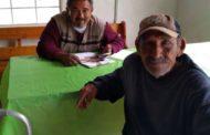 DON SANTOS VALDEZ,  DEL CORRIDO DE LAS 3 MUJERES SE AFILIO A 68 Y MAS
