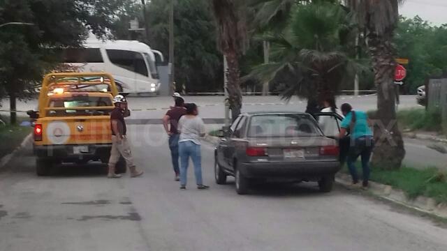 MUERE AL CAER DE SU BICICLETA EN LINARES, AUTORIDADES INVESTIGAN.
