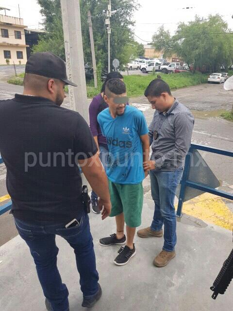 POLICÍAS DE ALLENDE LO DETIENEN, MINISTERIALES EJECUTAN ORDEN DE APREHENSIÓN, SE LO LLEVAN AL PENAL.